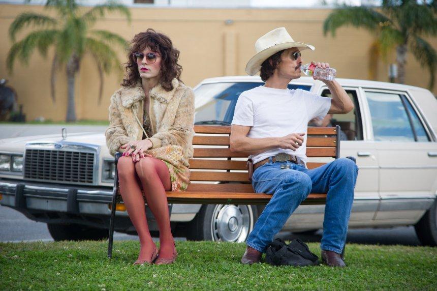 Dallas Buyers Club. Regie: Jean-Marc Vallée. Cast: Matthew McConaughey, Jared Leto, Jennifer Garner, e.a. Speelduur: 117 min. Source image: IMDB
