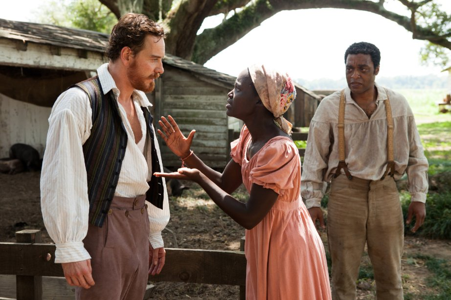 12 Years a Slave (2013). Regie: Steve McQueen. Cast: Chiwetel Ejiofor, Michael Fassbender, Lupita Ngong'o, Benedict Cumberbatch e.a. Speelduur: 134 min.