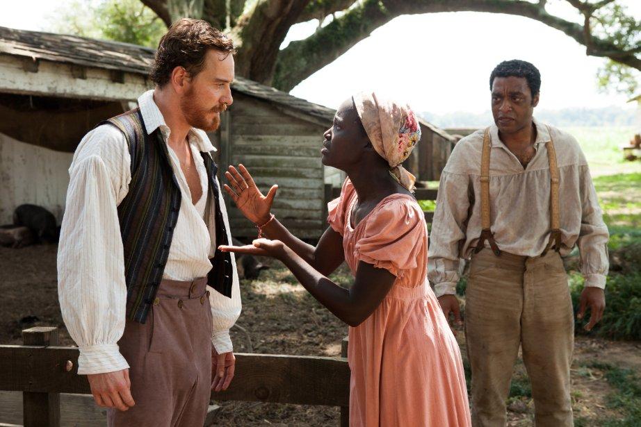 12 Years a Slave (2013). Regie: Steve McQueen. Cast: Chiwetel Ejiofor, Michael Fassbender, Lupita Ngong'o, Benedict Cumberbatch e.a. Speelduur: 134 min.