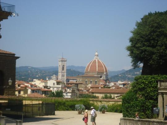 De Duomo van veraf