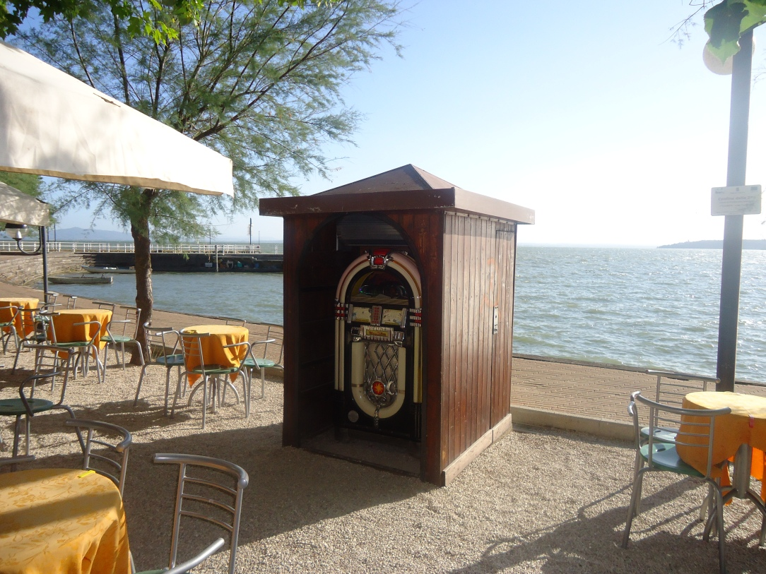 Jukebox in Passignano sul Trasimeno
