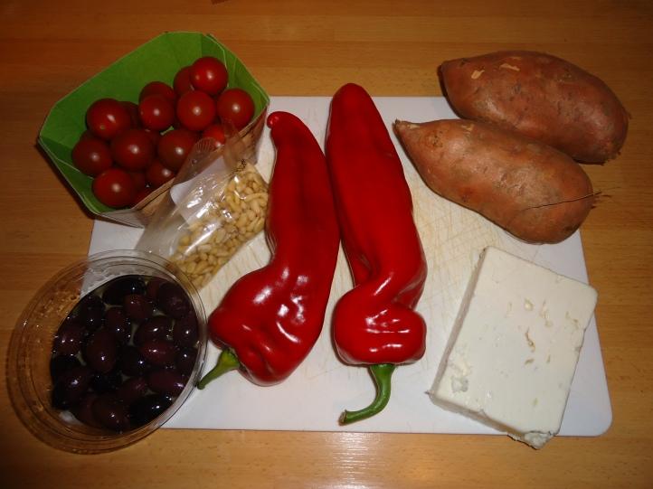 De ingrediënten