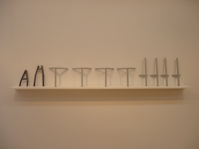 Stéphanie Saadé, 'Strange Parts', 2013.