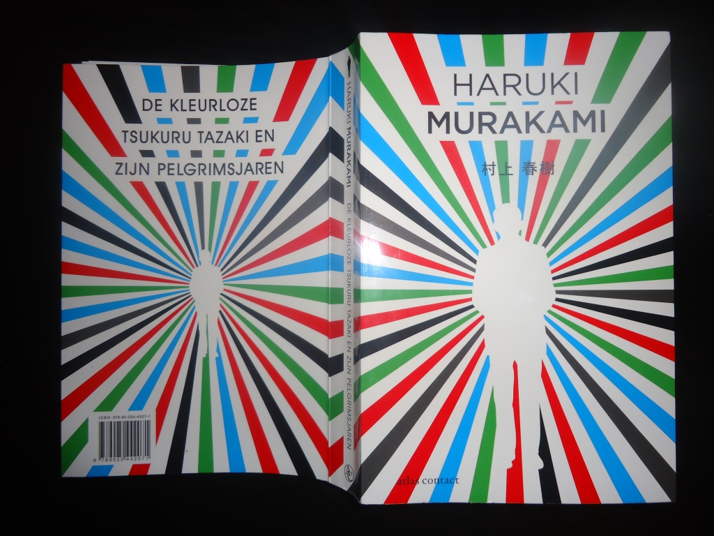 De kleurloze Tsukuru Tazaki en zijn pelgrimsjaren van Haruki Murakami
