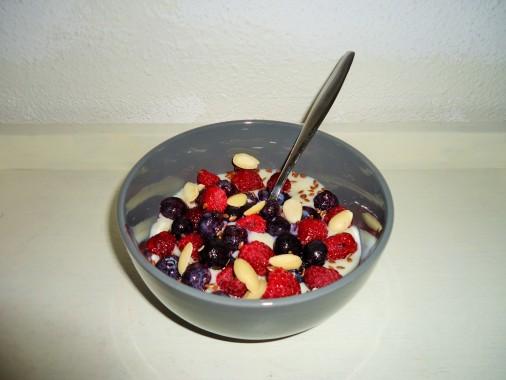 Why oatmeal, you're so pretty!