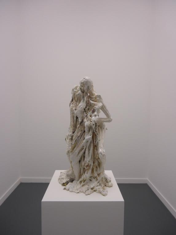 Der Tod und das Mädchen (nach Hans Baldung Grien), 2011.