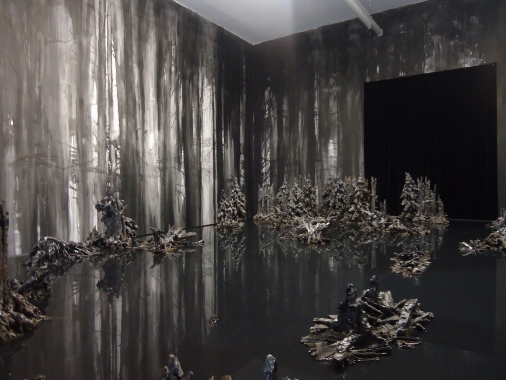 Silent landscape, 2006.