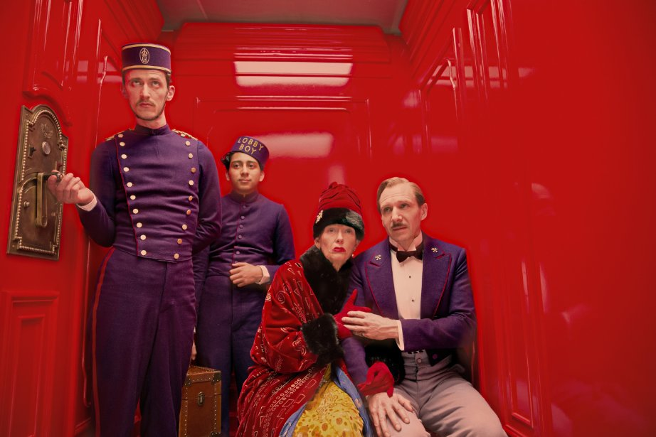 Still uit The Grand Budapest Hotel (2014)