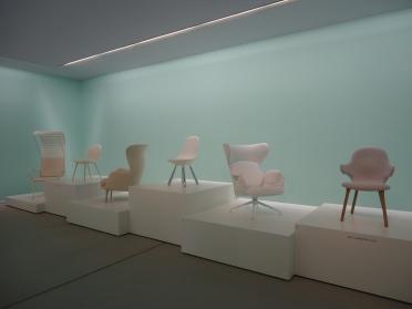Diverse stoelen van Jaime Hayon