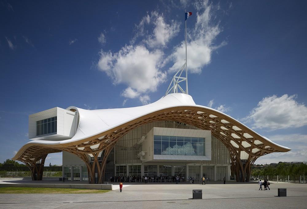 Centre Pompidou in Metz (foto: Didier Boy de la Tour)