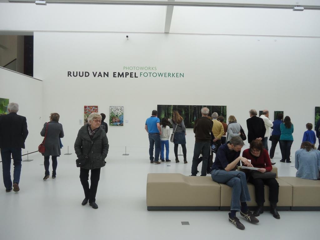 Zaalzicht Ruud van Empel
