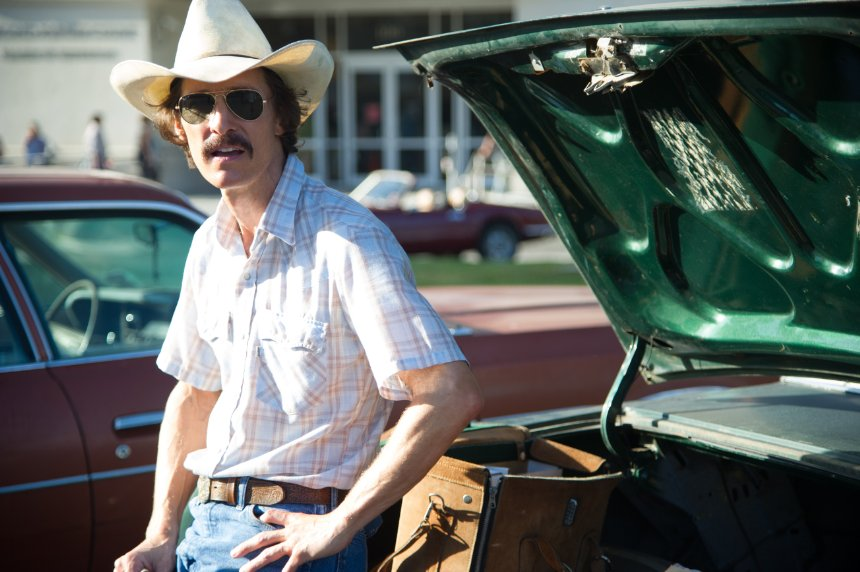 Matthew als Ron Woodruf in Dallas Buyers Club