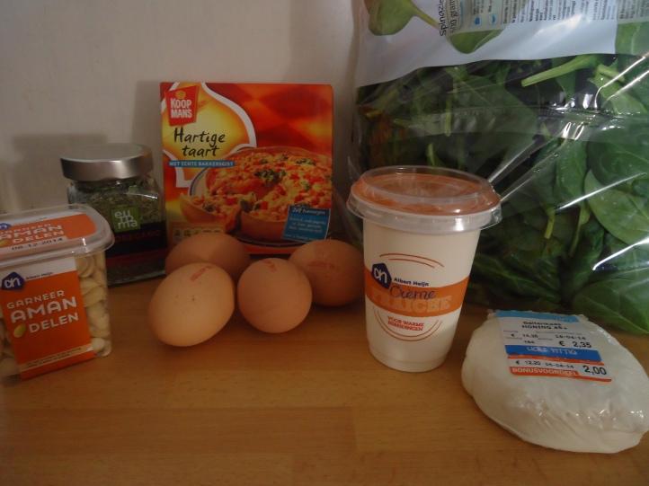 De ingrediëntjes!