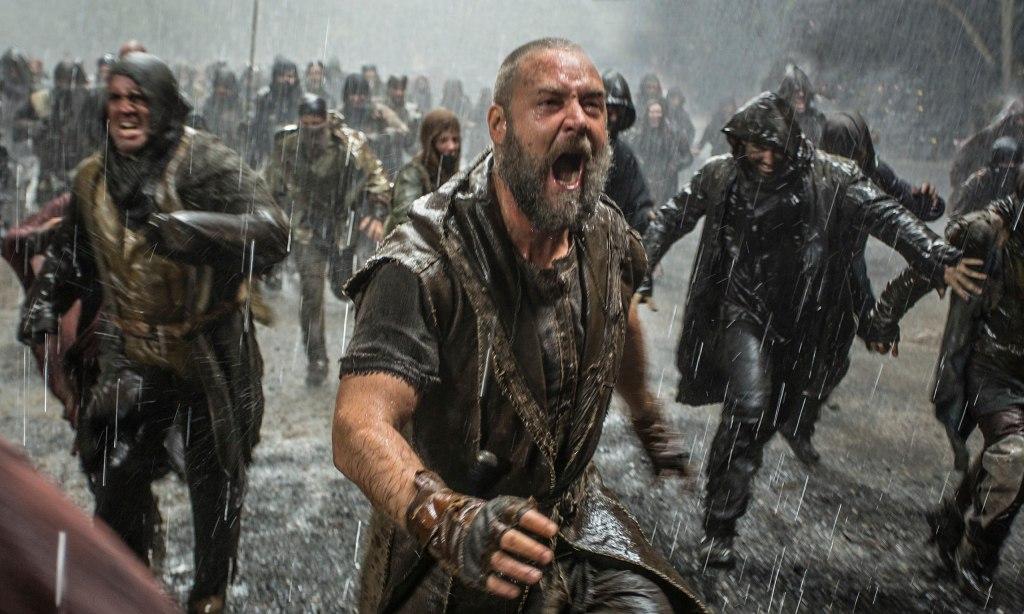 Russell Crowe als Noah