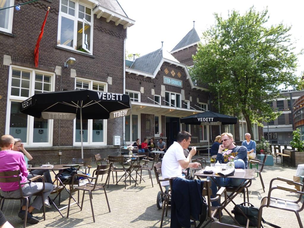 Het Mariapaviljoen in Den Bosch