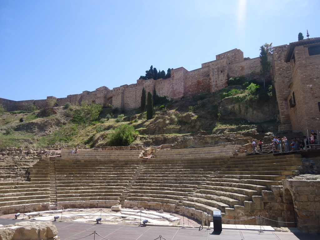Het Romeins amfitheater