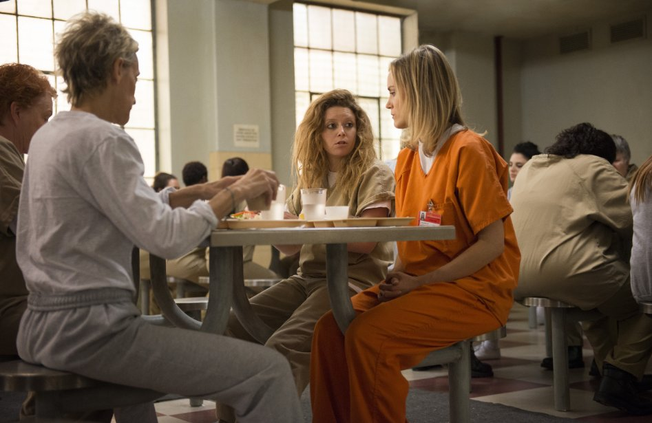 Still uit Orange is The New Black