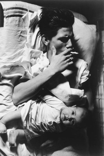 Dead 1970, 1968 © Larry Clark / Courtesy of the artist and Luhring Augustine, New York