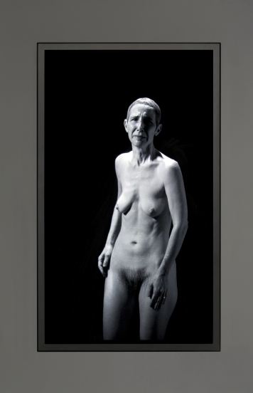 Installatiezicht Acceptance (2008) van Bill Viola