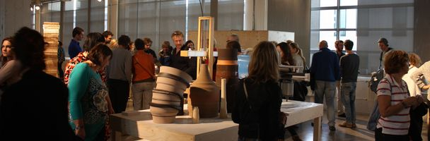 Drukte Graduation Show Dutch Design Week