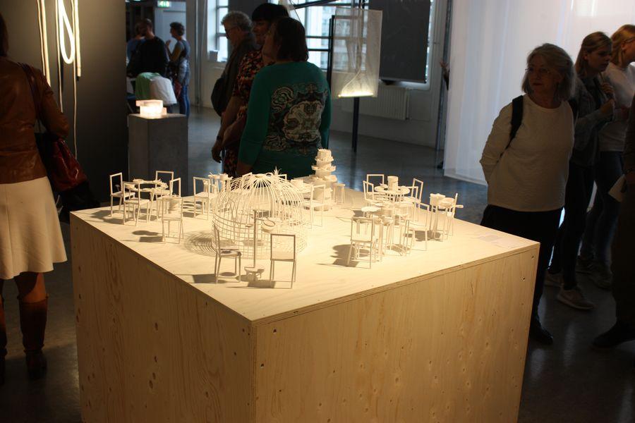 The Architecture of Control van Joram Raaijmakers