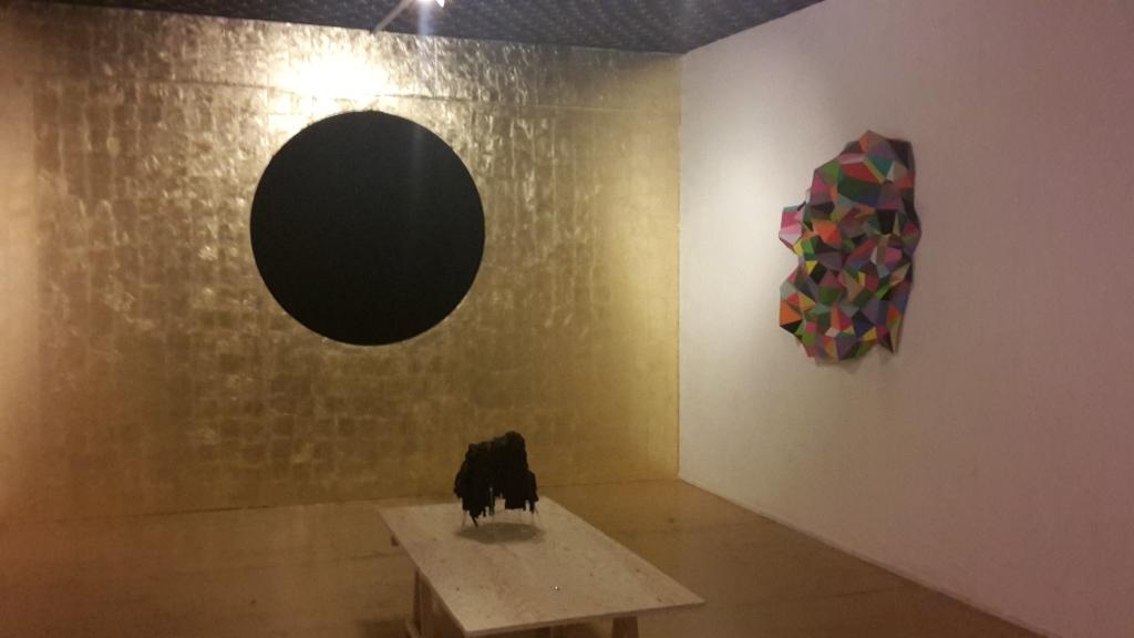 Zaalzicht Ted Takes, Egypte, Moira Utrecht 2015