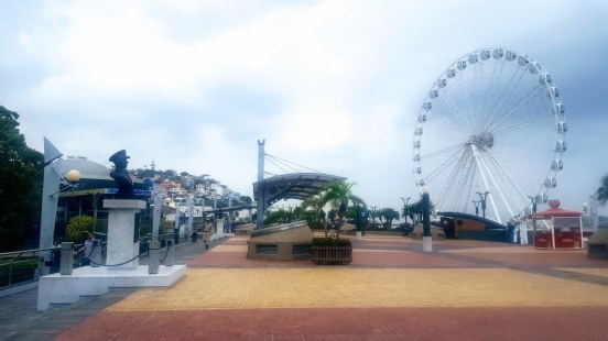 Malecón 2000 in Guayaquil