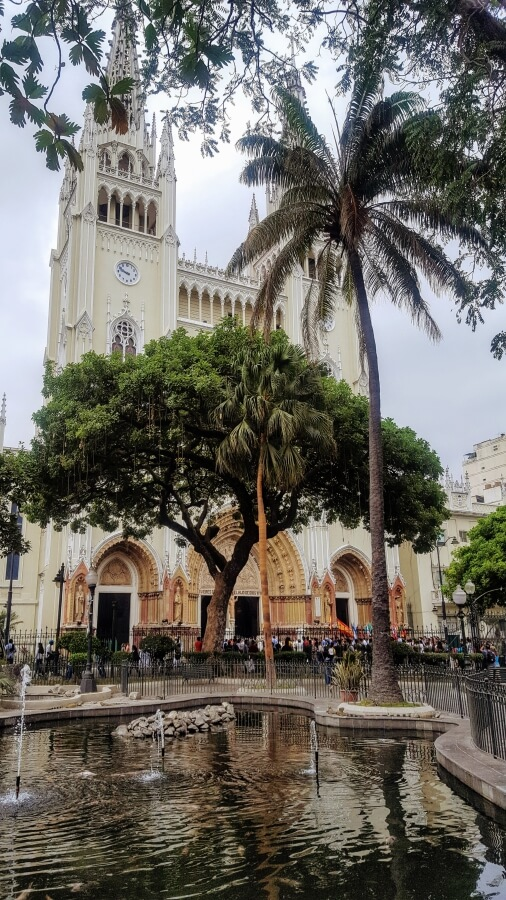 Kathedraal in Guayaquil