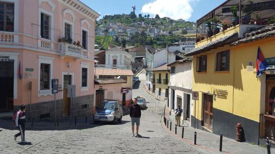 Koloniaal Quito